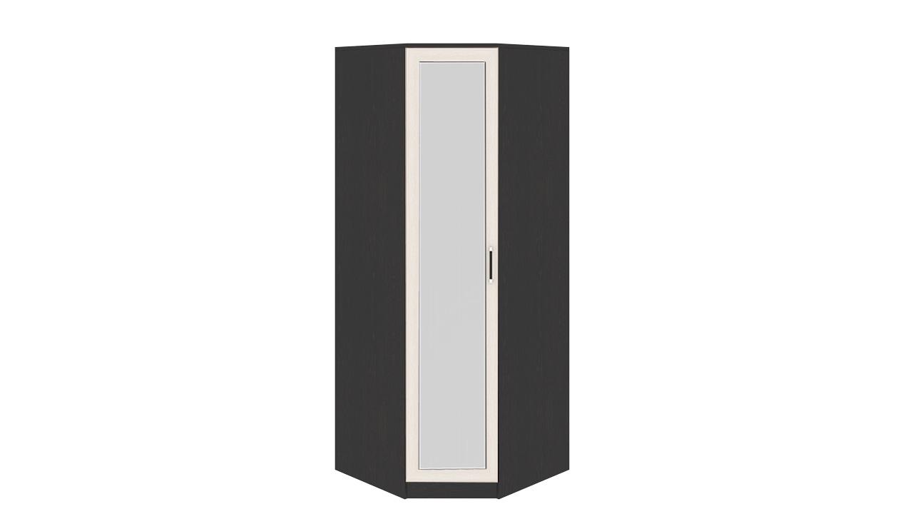 """Шкаф угловой с 1-й дверью левый """"амели"""" flash мебель."""